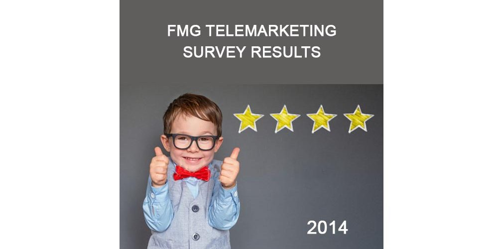 Forrest Marketing Group 2014 Client Survey Results