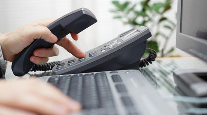 Cold calling is alive and kicking