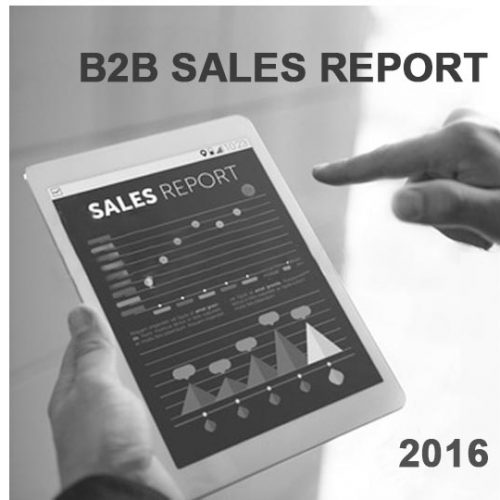 Forrest Marketing Group, B2B Sales report 2016