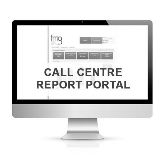Forrest Marketing Group Telemarketing Reporting Portal