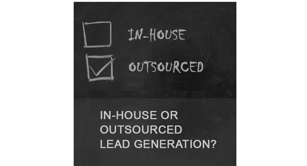 In-house or outsourced lead generation, Forrest Marketing Group