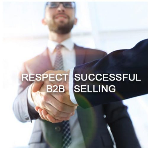 RESPECT successful B2B selling, Forrest Marketing Group