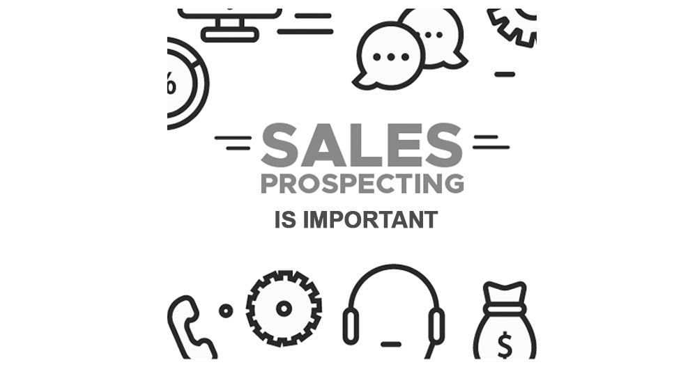 Why Sales Prospecting, from Forrest Marketing Group