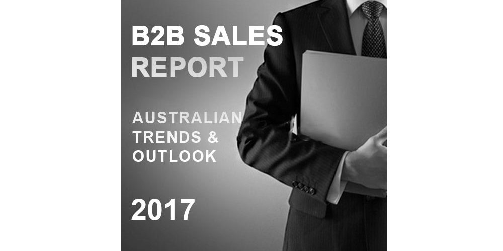 Forrest Marketing Group B2B Sales Report 2017