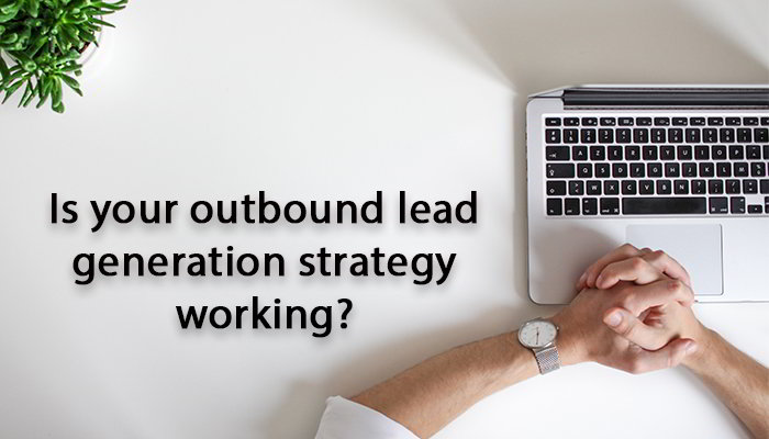 outbound lead generation strategy