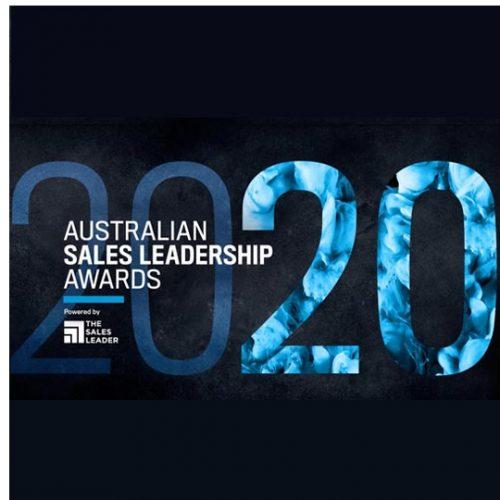 Australian Sales Leadership Awards 2020