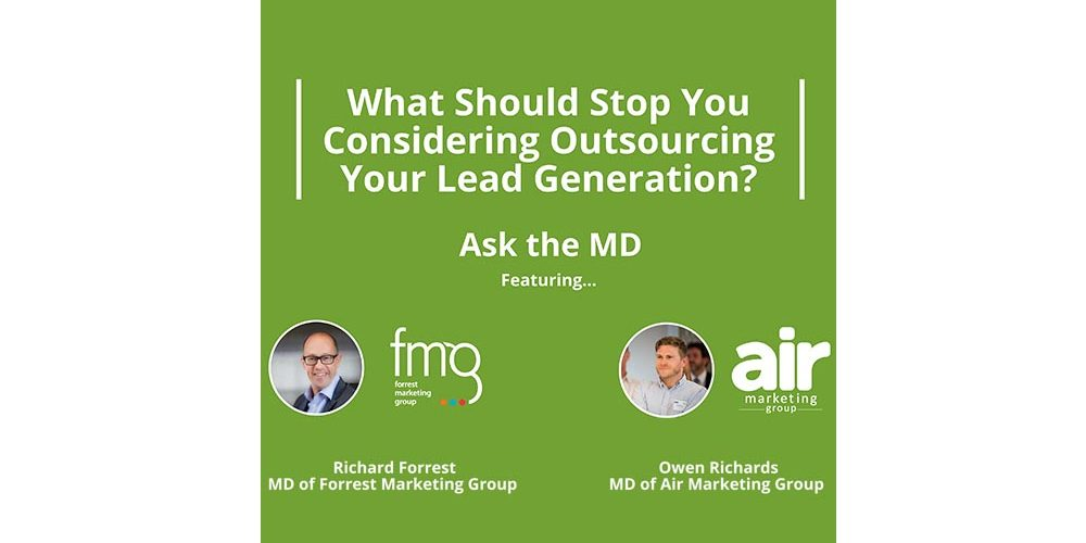 Considering Outsourcing Your Lead Generation