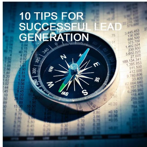 10 Tips for Successful Lead Generation