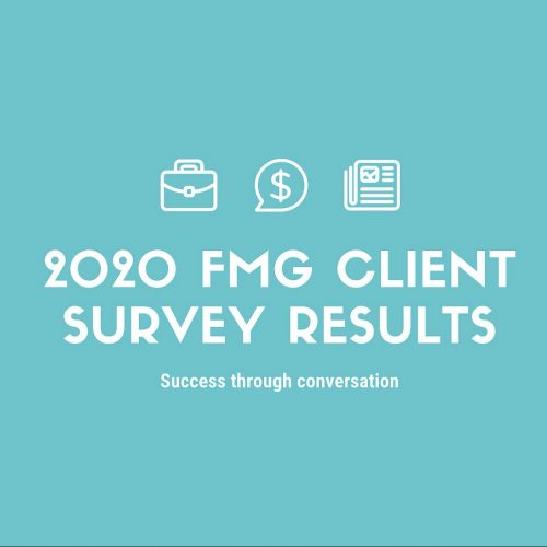2020 FMG CLIENT SURVEY